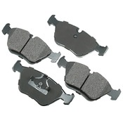 BMW Brake Pad Set - Akebono EUR394