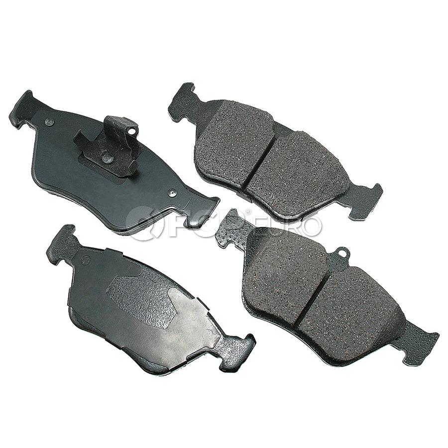 Saab Brake Pad Set - Akebono EUR644