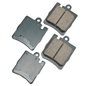 Mercedes Brake Pad Set - Akebono 005420192041