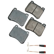 Mercedes Brake Pad Set - Akebono 0044205120