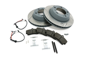 Porsche Brake Kit - Ferodo Racing/Sebro FCP1308HKT2