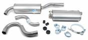 Volvo Exhaust System Muffler Kit - Starla 31372172