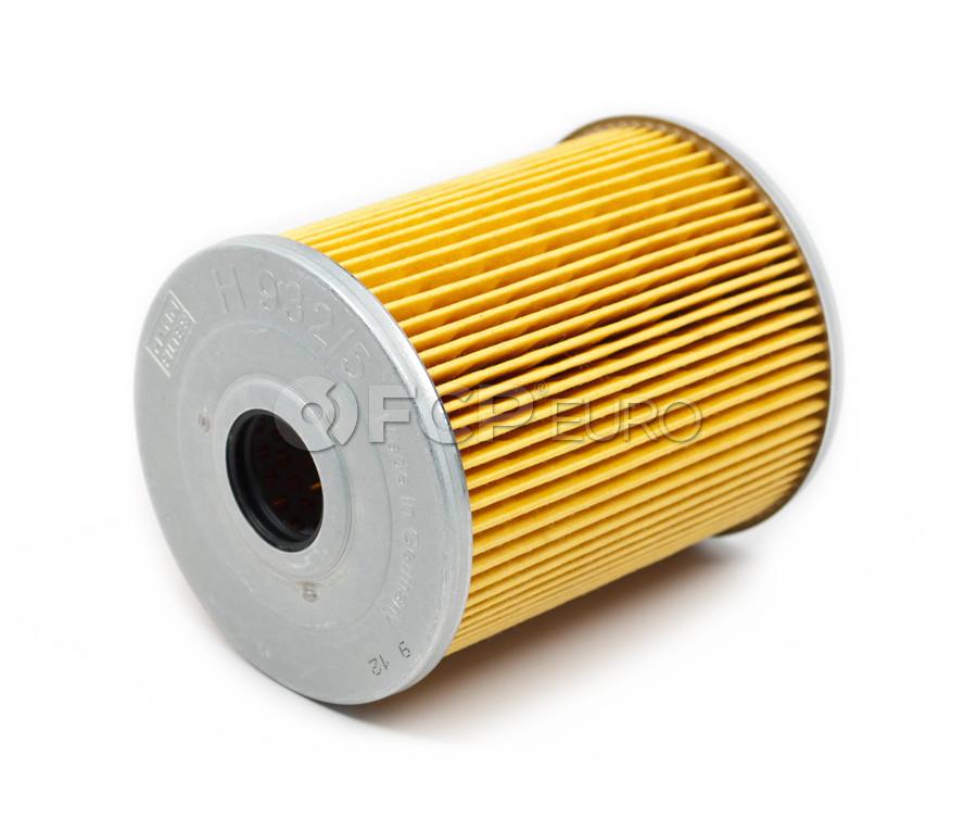 Audi VW Engine Oil Filter Kit - Mann 021115562
