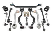 BMW 16-Piece Control Arm Kit - Lemforder E2816PIECE-L