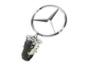 Mercedes Hood Ornament - Genuine Mercedes 124880008667