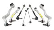 BMW 8-Piece Control Arm Kit - E608PIECEKIT1